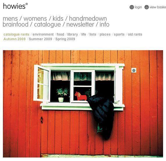 Howiesred