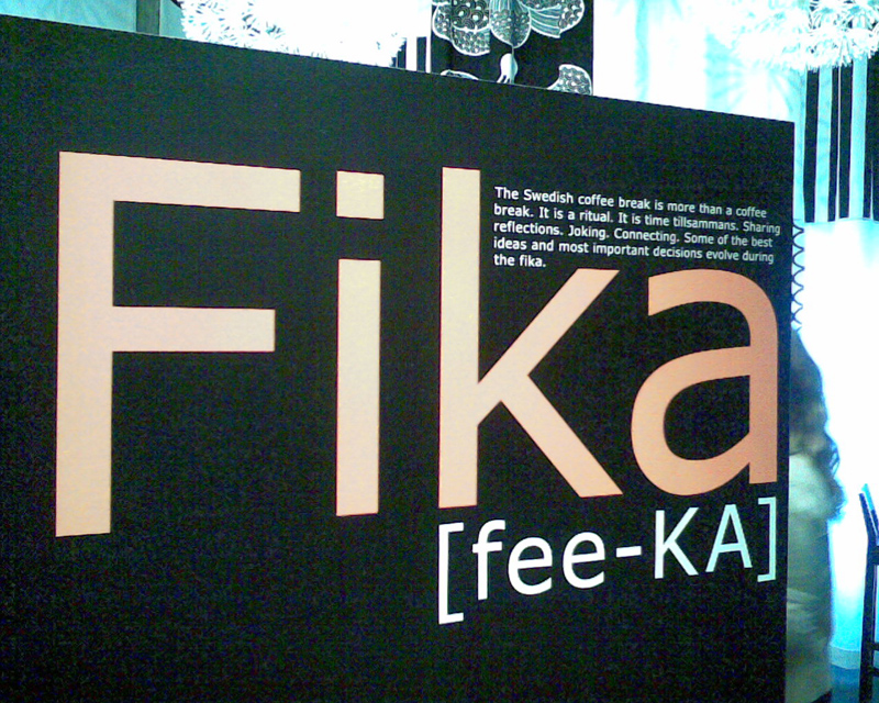 Fika Things Ill Miss 32 A Fig In Sweden Portland